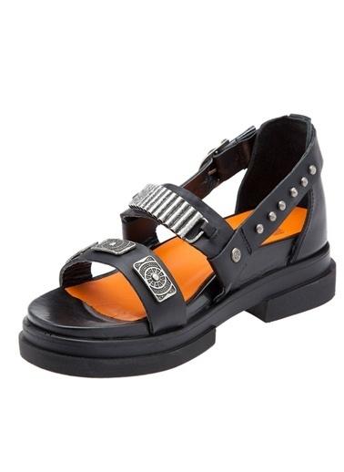 Sandalet-Harley Davidson